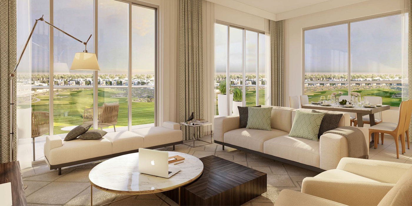 Golf Views at emaar south