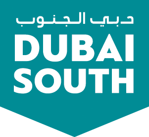 the dubai south logo