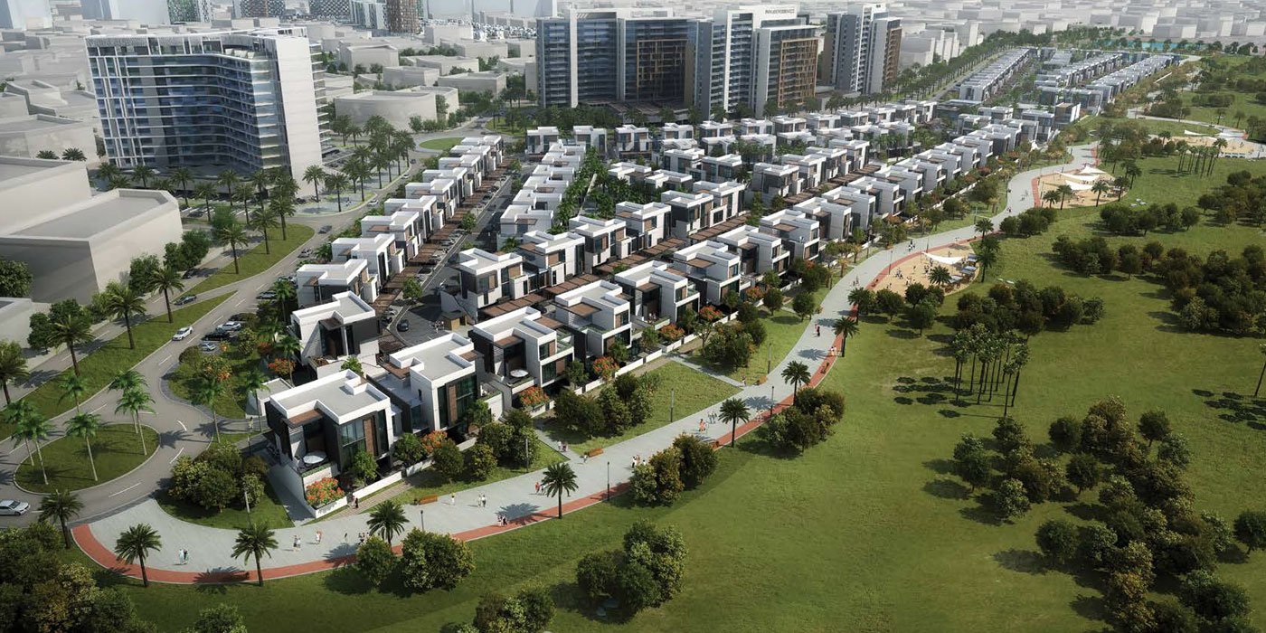 parklane at dubai south