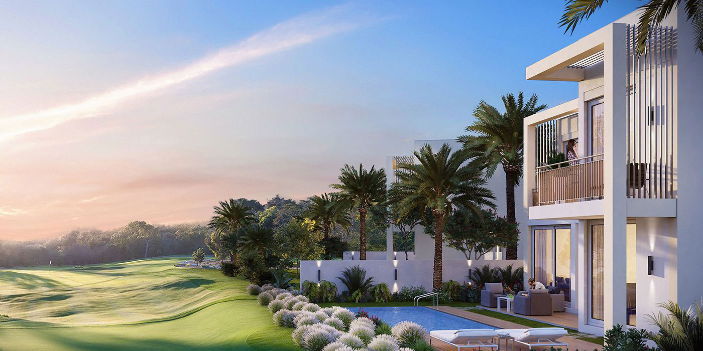 Golf Links Villas at Emaar South - Dubai