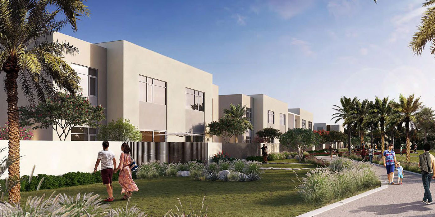 Urbana III Townhouses at Emaar South Dubai